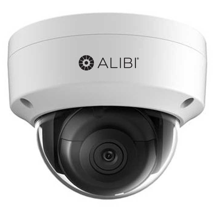 3MP Vandal Resistant Dome Camera